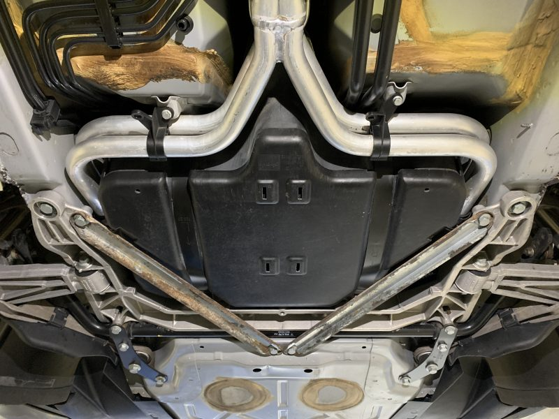 Dry Ice Blasting After Example