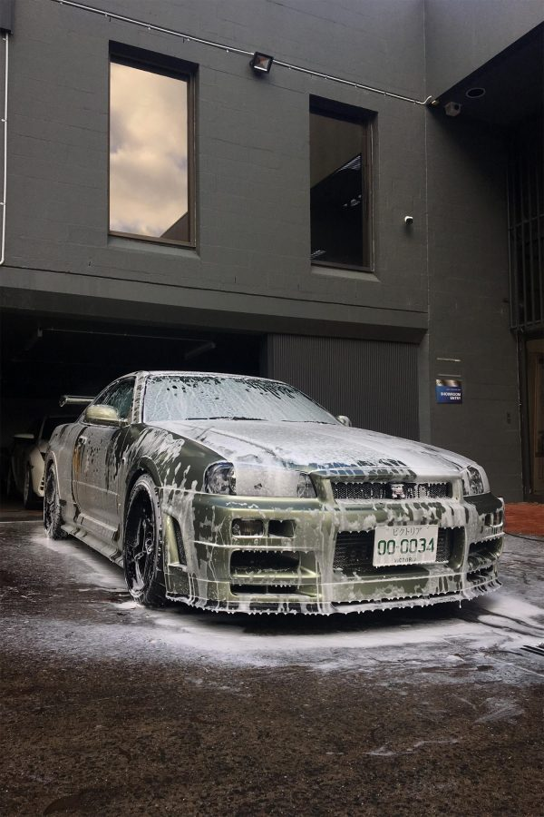 Mobile Car Washing Example 1