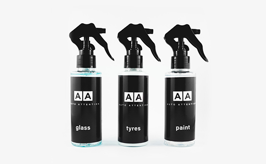 Auto Attention Quick Detail Products