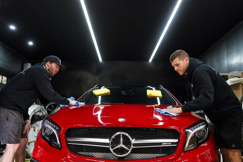 New Car Paint Protection 2